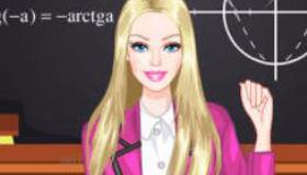 Barbie à l'école