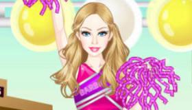 Barbie la Cheerleader pour Mobile