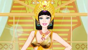 Barbie en Princesse Egyptienne