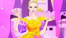 Barbie la magicienne