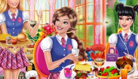 Les Mystères de Barbie Apprentie Princesse