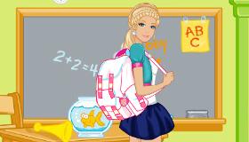 Barbie Retourne à la Fac
