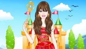 Barbie Princesse de diamants