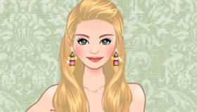 Jeu habillage de barbie super princesse gratuit jeux 2 filles - Barbie apprentie princesse jeux ...