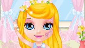 Bébé Barbie la ballerine