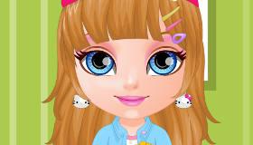 Le cadeau de Bébé Barbie