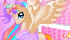 Anniversaire Princesse Pony