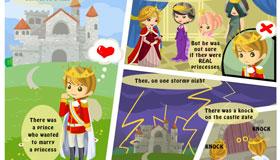 Aide la Bête à retrouver Belle