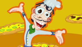 Pizzas en folie