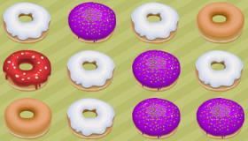 Jeu de donuts pour filles