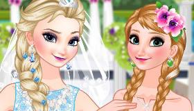 Jeu Elsa se marie