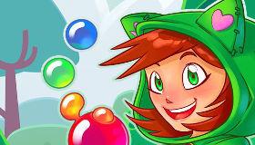 Bubble Shooter pour filles
