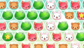 Bubble des animaux