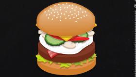 Cuisine de hamburger