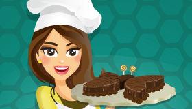 Pâtisserie au chocolat