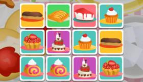 Memory de gâteaux