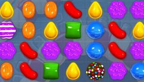 Candy Crush pour mobile