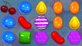 Candy Crush Saga est un jeu d'association, de puzzle associé à un casse tête. Il plonge le joueur dans un monde rempli de confiseries.