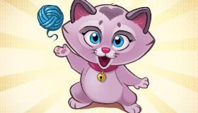 Jeu de chat pour enfant