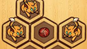 Puzzle de chats pour ipad