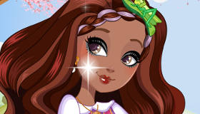 Jeu Ever After High Cedar Wood
