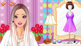 Maquillage chic pour filles