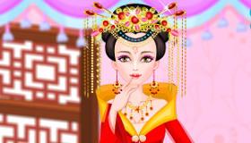Habille Une Princesse de Chine
