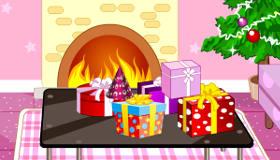 Jeu de décoration de Noël