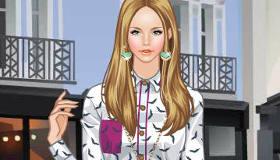 Le shopping de Barbie