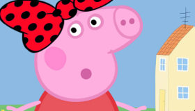 Habillage de Peppa Pig