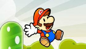 Fais voler Mario