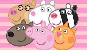 Billard de Peppa Pig