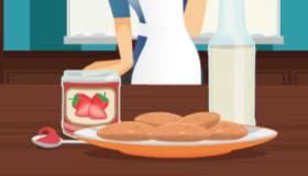 Les pâtisseries pour enfants