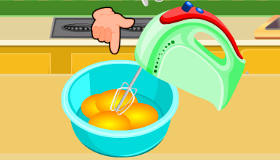 Leçon de cuisine: gâteau de mariage