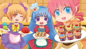 3 cuisinières Kawaï