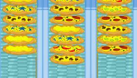 Pizzas en Délire