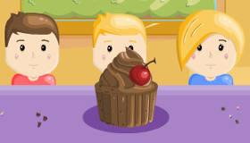 Serveur de cupcakes