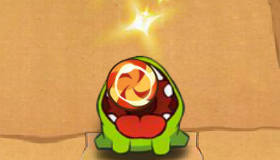 Jeu en ligne de Cut the rope