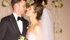 Justin Timberlake et Jessica biel!