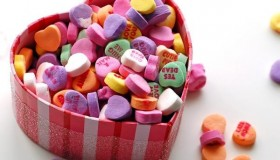 Un look de Saint Valentin