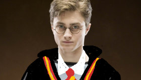 Jeu de dessin Harry Potter