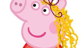 Dessine avec Peppa Pig