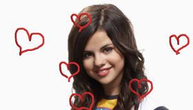 Jeu de dessin Selena Gomez