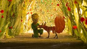 Les étoiles du Petit prince