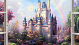 Jeu d'objets cachés Princesses Disney