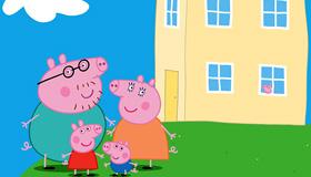 L'anniversaire de Peppa Pig