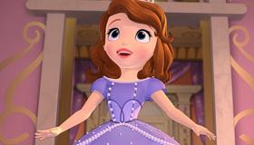 L'aventure de Princesse Sofia