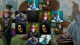 Alice au pays des merveilles de Disney