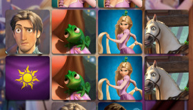 Princesse Raiponce de Disney