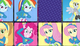 Puzzle Equestria Girls
